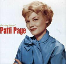 Patti Page - Very Best of [New CD]