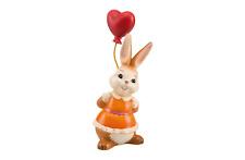 Goebel Hase  Ein Luftballon von Herzen  Osterhase mit Herzballon Neuheit 2018