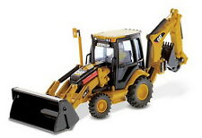 1/50 DM Caterpillar Cat 420E IT Backhoe Loader Diecast Model #85143