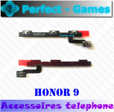 Huawei Honor 9 Nappe cable bouton marche ON OFF volume power button flex cable