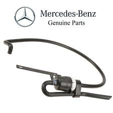 Mercedes X164 GL W166 ML Suspension Air Compressor Filter Assy & Lines & Bracket