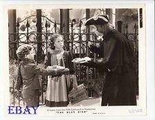 Shirley Temple The Blue Bird VINTAGE Photo