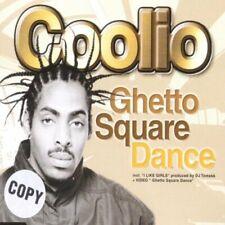 Coolio Ghetto square dance (2002)  [Maxi-CD]