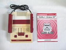 Nintendo Famicom Console System First edition Square button type -- NES Japan. 4