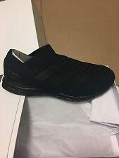 Adidas Nemeziz Tango 17+ 360 Ultra Boost Triple Black size 9.5 US Limited