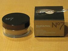 No7 BEAUTIFULLY MATTE MOUSSE FOUNDATION 30g NEW/BOXED