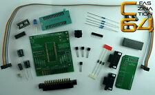 Faszination C64 | (E)PROM-Brenner Tiny Eprommer f. Commodore 64, BAUSATZ | #2011