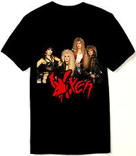 VIXEN BAND T Shirt - Hard Rock Heavy Metal 80's Glam DF946