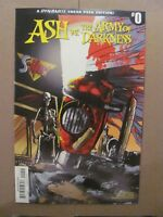 Ash vs The Army of Darkness #0 Dynamit 1:30 Variant 2017 Series 9.6 NM+