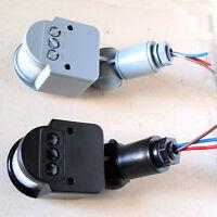 12V DC IR Infrared PIR Motion Automatic Sensor Switch For LED Light Lamp