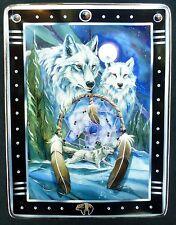 Franklin Mint Heirloom - Jody Bergsma On The Arctic Path Collector Plate