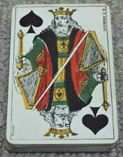 More details for b.p. grimaud of paris pack of no indices bezique piquet playing cards c1890