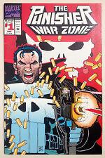 comics VO: The Punisher: War Zone #1 (1992 - Chuck Dixon, John Romita Jr)