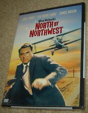 North by Northwest (DVD, 2004), NEW & SEALED, REGION 1, WIDESCREEN, A CLASSIC!!!