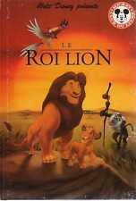 DISNEY/...LE ROI LION.../MICKEY Club du livre HACHETTE