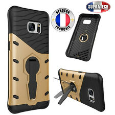 Coque de Protection Or Rigide Renforcé Anti-Choc pour Samsung Galaxy S7 Edge