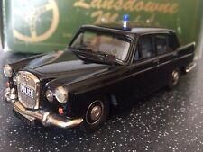 Lansdowne LDM 6B 1961 Wolseley 6 - 110 Police Car Not Displayed, Superb!