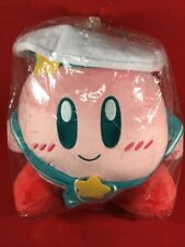 New  Kirby 25th Anniversary Bon Voyage Big Plush Toy Winter Sailor Costume Cute