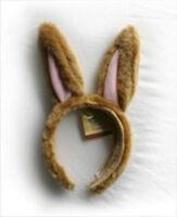 *NEW* Kangaroo Ears Headband Imaginative Play Dress Ups