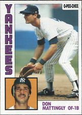Useful 1983 O-pee-chee Dave Winfield New York Yankees ex-mt