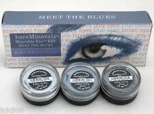 BARE ESCENTUALS bare Minerals * WEARABLE EYE KIT - MEET THE BLUES * $42 ~ NEW ~