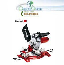 Troncatrice/Sega circolare per legno 1400W 210mm Einhell - TH-MS 2112