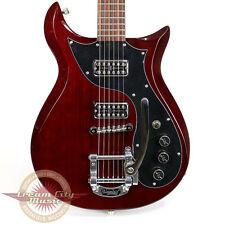 New Gretsch G5135T CVT Corvette Thin Guitar 1965 Style Cherry Red Stain