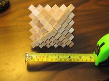 Japanese Kumiki Style Wood Wooden Puzzle 3D Japan Learning Educational Toy