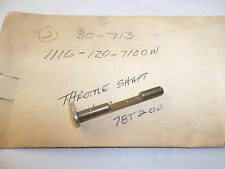 "Stihl 015 ""New"" Throttle Shaft 015 L AV 1116-120-7100 #OK"
