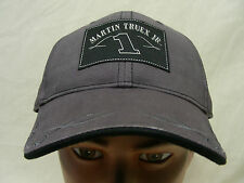 MARTIN TRUEX JR. - 1 - NASCAR - EMBROIDERED - ADJUSTABLE BALL CAP HAT!