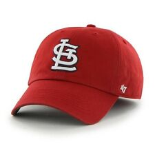 74a2c1aab1ac0 St Louis Cardinals 47 BRAND Franchise Fitted Hat Baseball Cap X Large