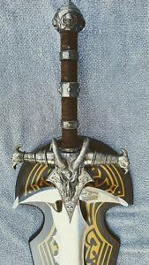 "NEW! 48"" Warcraft Frostmourne Lich King Arthas Metal Sword"