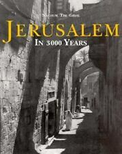 Jerusalem in 3000 Years-ExLibrary