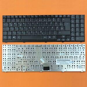 DEUTSCHE - Schwarz Tastatur Keyboard komp. für Medion Akoya MD98560, MD97603