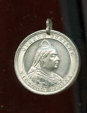 CANADA MEDAL VICTORIA JUBILEE 1887 LEROUX 1871 eb79