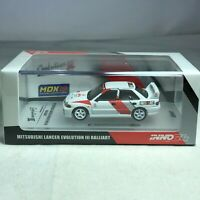 1/64 INNO64 Mitsubishi Lancer Evolution III Ralliart Malaysia Spec IN64-EVO3-RAM