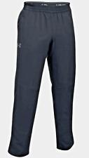 Under Armour UA para hombre Loose Fit Pantalones de calentamiento aislado 1299180 Negro S L Xl $100