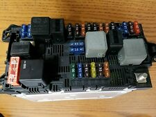 2003 Mercedes E320  Relay Fuse Box With SAM Module 2115453101 Tested