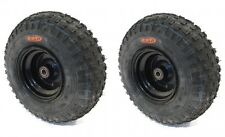 (2) KNOBBY TIRES 145X70-6 145/70-6 ATV Go Cart Kart Mini Bike 50 90 110cc Engine