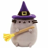 Pusheen Pusheen Halloween Small Witch Soft Toy