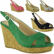 Wedge Heels Evening & Party Slingbacks for Women