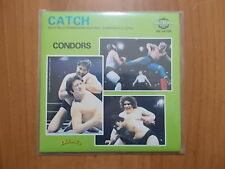 "7"" CONDORS - CATCH / MUTEKING 2011 promo"