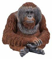 Real Life Orangutan Highly Detailed Garden Ornament (XRL-ORAN-D)