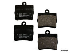 Genuine Disc Brake Pad fits 1994-1998 Mercedes-Benz C220 C230  WD EXPRESS