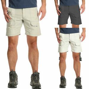 "Mens Wrangler Cargo Hiker Shorts Cotton Summer Casual Work Pant 30""- 48"""