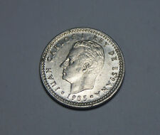1 PTA Peseta Spain Spanien Juan Carlos ESPANA 1985 Münze Coin