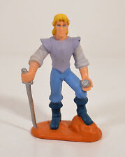 "2.75"" John Smith on Stand PVC Mattel Action Figure Toy Disney Store Pocahontas"