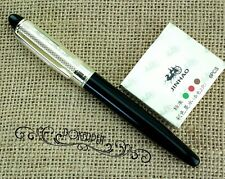 Free ship POKY F 350 Fountain Pen + 6 pcs Jinhao color cartridges RED ink