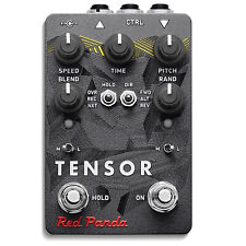 Red Panda Tensor Time Warp Guitar Effects Pedal w/ Analog Buffered Bypass