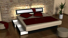 Softside Wasserbett Ferrara & Schubladen - komplett aufbaufertig dt. Produkt